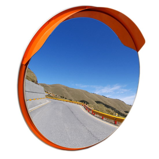 80CM Stainless Steel Convex Mirror