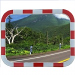 80100 High Visibility Traffic Mirror